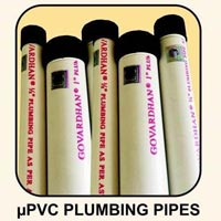 Govardhan UPVC Plumbing Pipes