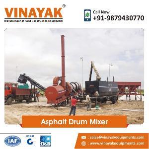 Asphalt Drum Mixer