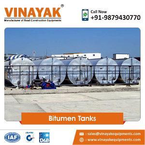 30 MT Bitumen Storage Tank