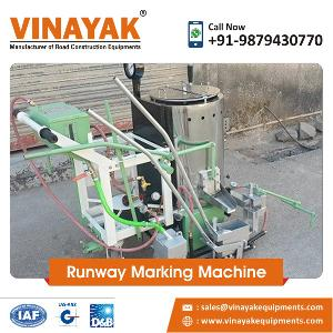 Runway Road Marking Machine