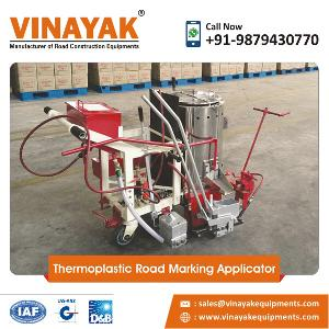 Thermoplastic Road Marking Applicator