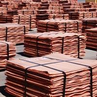 Copper Cathode 01