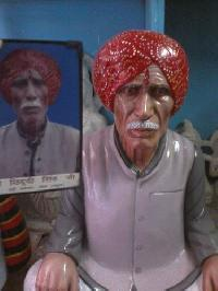 Marble Bust Statue 01