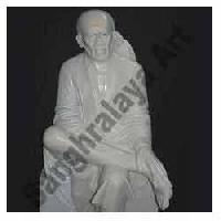Marble Sai Baba Statue 06