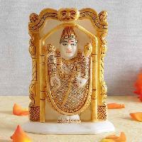 Marble Tirupati Balaji Statue 11