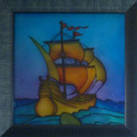 Stained Glass Paintings 02