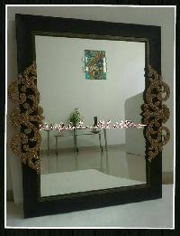 Designer Hand Painted Mirrors 03