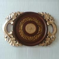Hand Painted Wooden Trays 20
