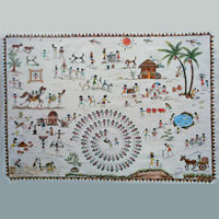 Tribal Warli Paintings