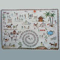 Tribal Warli Paintings