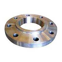 Galvanized Steel Screwed Flange