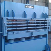 Flush Door Press