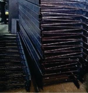 Mild Steel Perforated Ladder