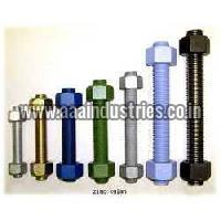 Xylan Coated Fasteners