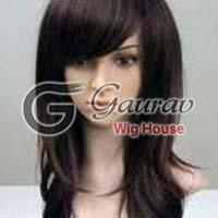 Dark Brown Hair Women Wig