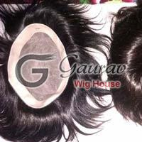 Filament Patch Hair Wig