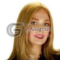 Light Brown Hair Wig 01