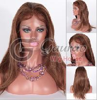 Light Brown Hair Wig 02