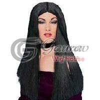 Natural Color Hair Women Wig 01