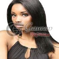Remy Straight Hair Wig 01