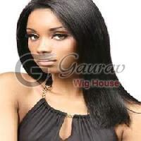 Remy Straight Hair Women Wig