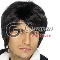 Stylish Mens Hair Wig