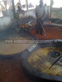 Sugarcane Juice Boiling Pan
