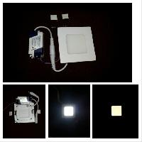 3 Watts Led Squre Panel Light