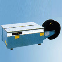 Floor Semi Automatic Box Strapping Machine