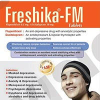 Freshika-FM & Freshika-F Tablets