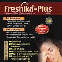Freshika-MD & Freshika-Plus Tablets