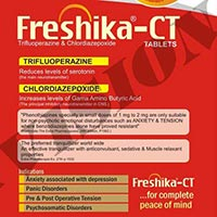 Freshika-Z & Freshika-CT Tablets