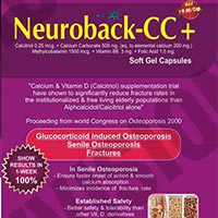 Neuroback-CC+  Soft Gel Capsules