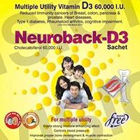 Neuroback-D3 Sachet