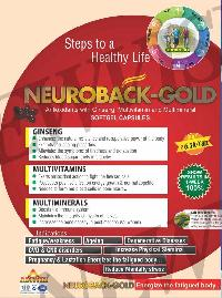 Neuroback-Gold Softgel Capsules
