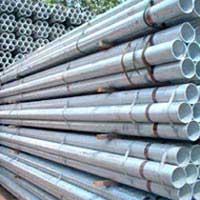 Galvanised Steel Tubes