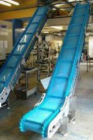 Sidewall Cleated Belt Conveyor 03