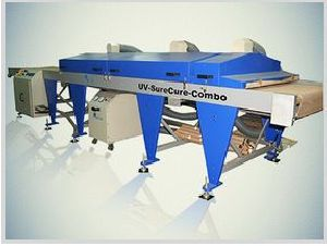UV-IR Combo Curing Machine