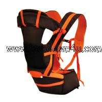 Orange Baby Hipseat Carrier (B8024)