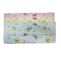 Butterfly Printed Baby Towel (B7282)
