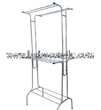 High Garment Drying Rack (H1050)