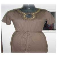 Ladies Cap Sleeve Tunics