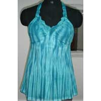 Sky Blue Sleeveless Top