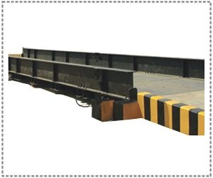 Pitless Type Fully Electronic Weighbridge