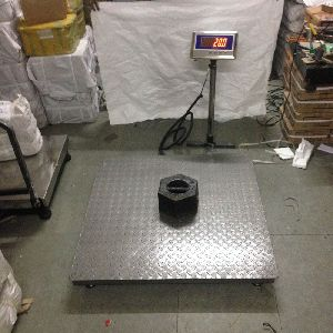 PF-4 Load Cell CHQ Series Platform Scales