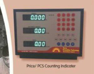 Piece Counting Indicator
