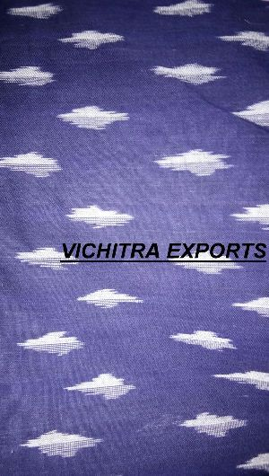 Hand Woven Cotton Fabric 04