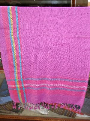 Hand Woven Cotton Towel 06