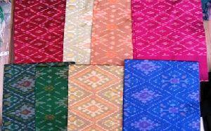 Hand Woven Silk Fabric 01