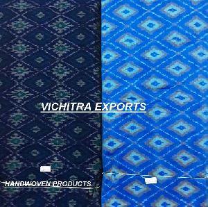 Hand Woven Silk Fabric 03